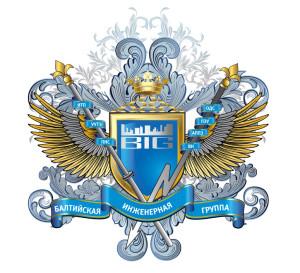 О компании: герб