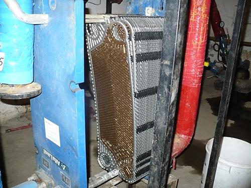 Паяный теплообменник KAORI C202 Саров